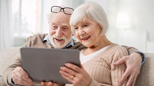 Digitale Altenpflege - ZGW