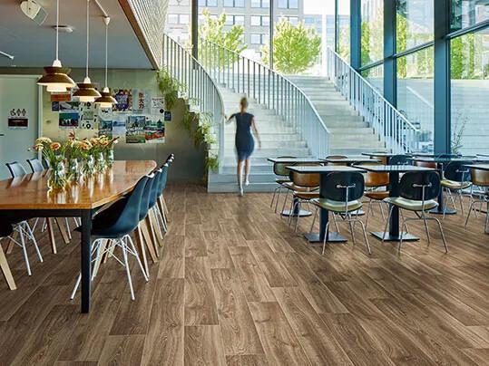 Revêtement de sol, PVC espaces | Forbo Flooring Systems