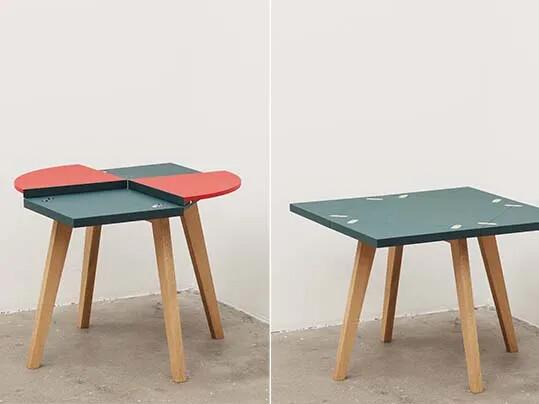 Table Denmark_4164 4174 Furniture linoleum
