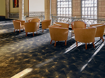 Flotex by Starck - Phillipe Starck Digital Printed Carpet