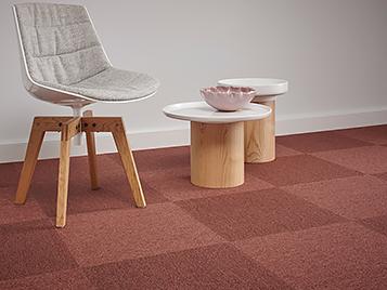 Tessera Struktur 1 Carpet Tile - 3715 Rost