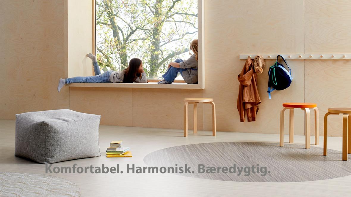 Marmoleum Linear ny