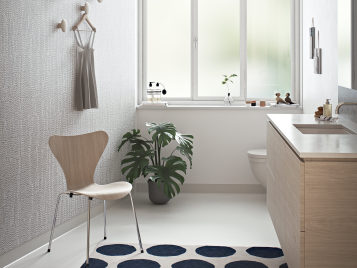 Nordic Spirit wetroom