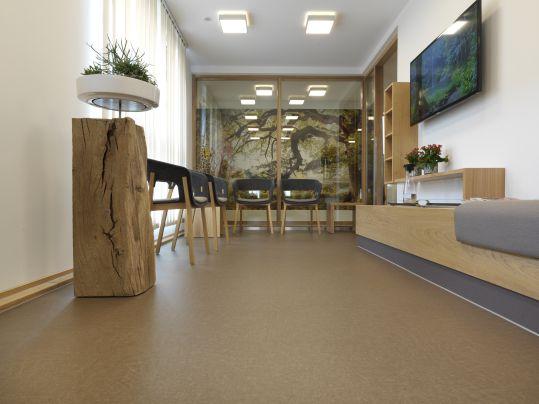 Forbo Bodenbelage In Arztpraxen