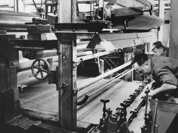 Forbo Flooring Unternehmensgeschichte