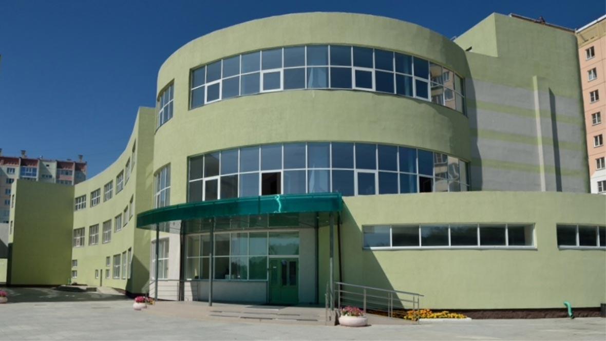 Sporthall Chelyabinsk