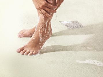 Safestep Aqua Shower Detail