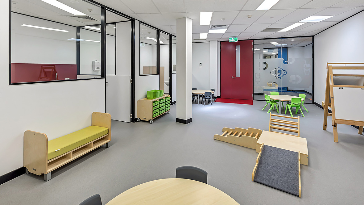 Charlton Brown Early Learning Centre, Queensland - Sphera Element 50005, 50058
