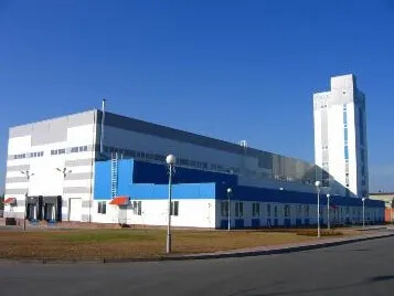 Stary Oskol production site
