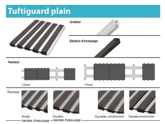 Tuftiguard plain