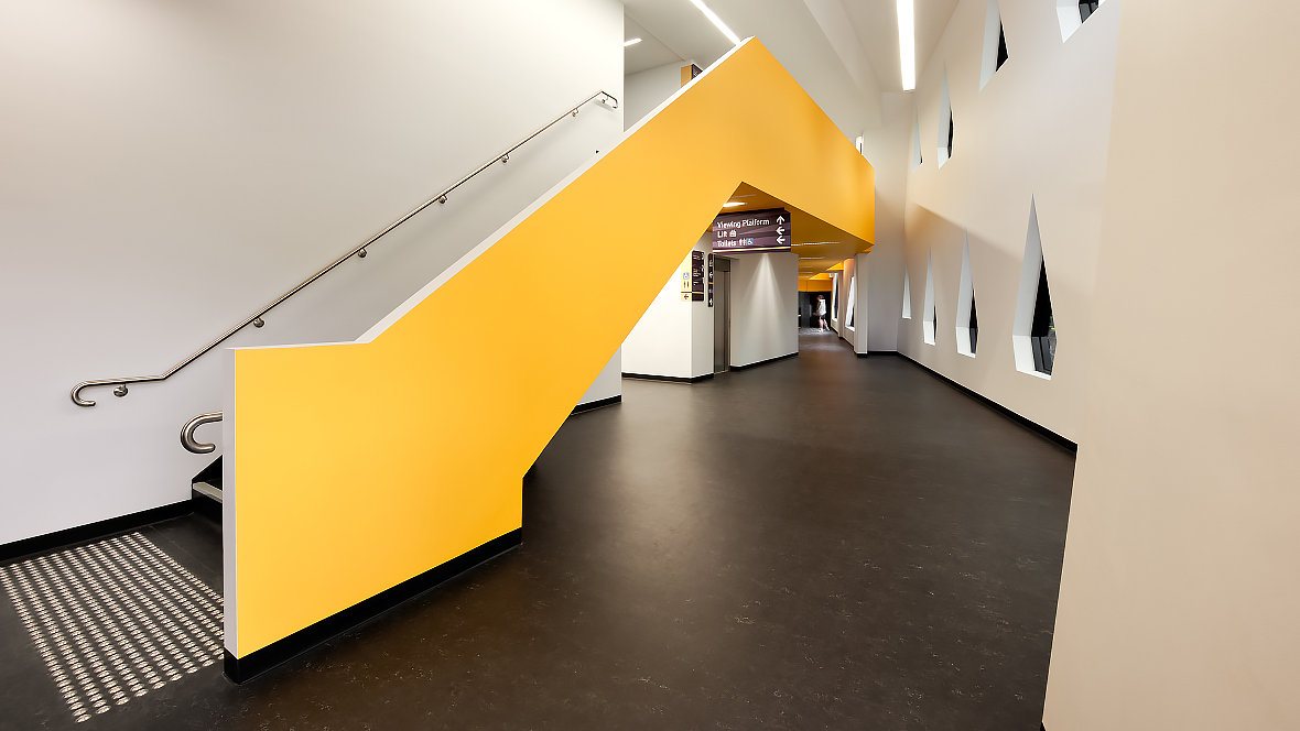 Punt Road Oval, Richmond Tigers AFL- Suters Architects