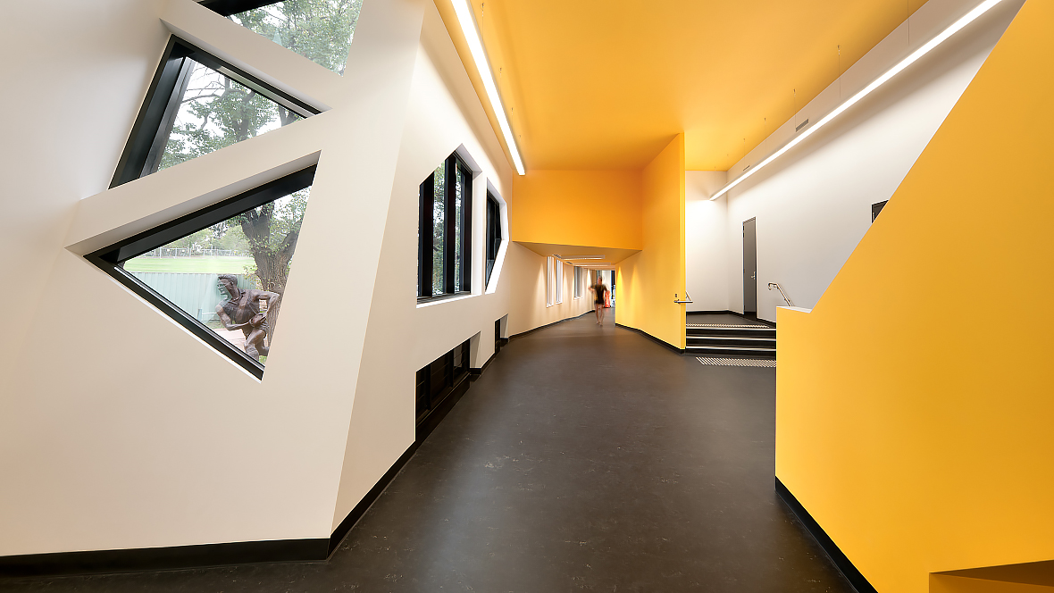 Punt Road Oval, Richmond Tigers AFL - Suters Architects