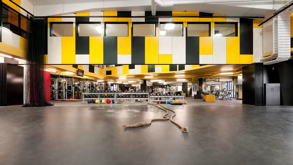 Punt Road Oval Richmond Tigers - Suters Architects