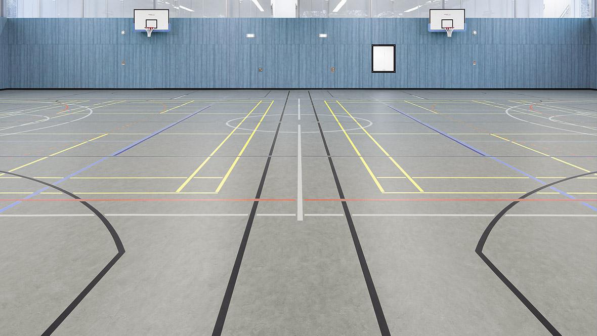 Reference Marmoleum sport