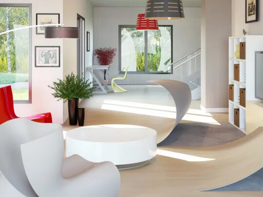 Revêtement de sol PVC pose sans colle | Forbo Flooring Systems