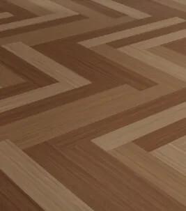 pomysł na podłogę linoleum