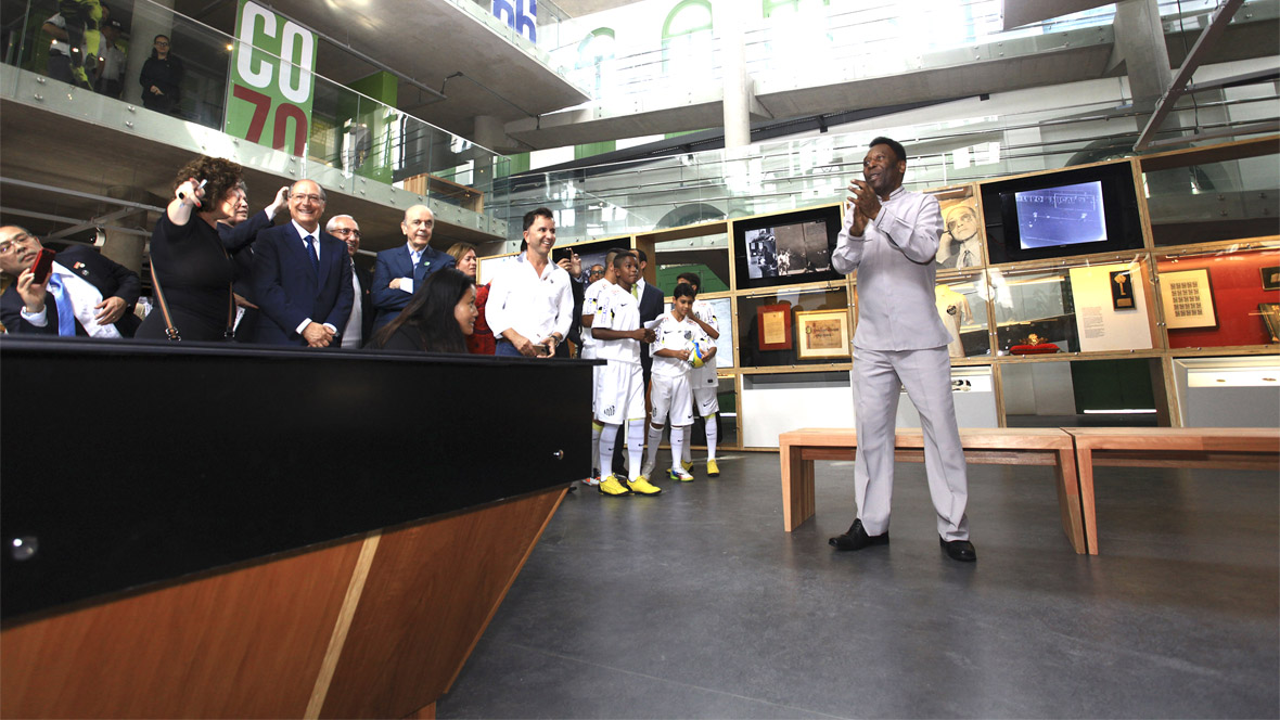Museum Pelé