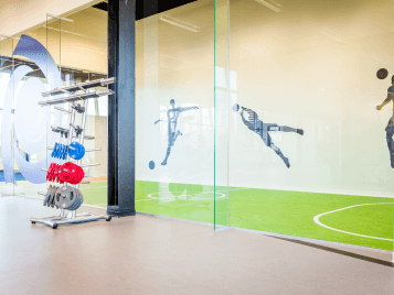 KRC Genk - Marmoleum sport
