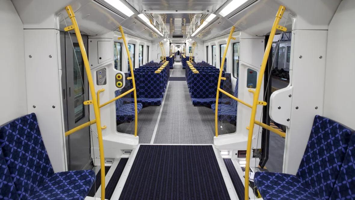 Coral FR Auckland rail