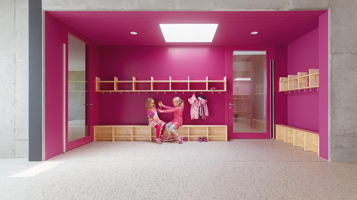 Kindergarten KiTa Flugfeld Böblingen