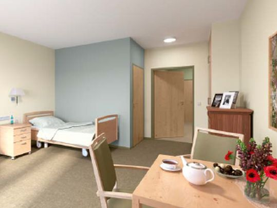 Personal Living Space in Aged Care example
