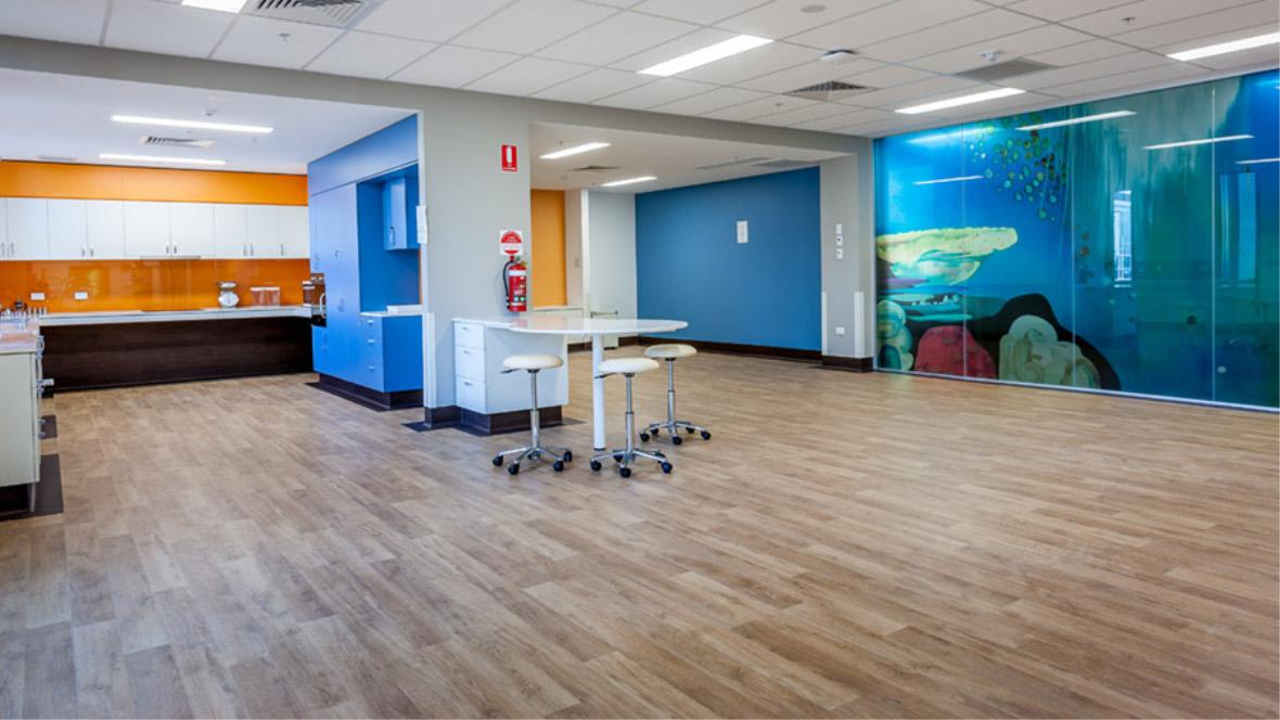 Fiona Stanly Hospital - Rehab