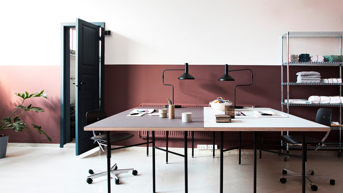 Furniture Linoleum bureau