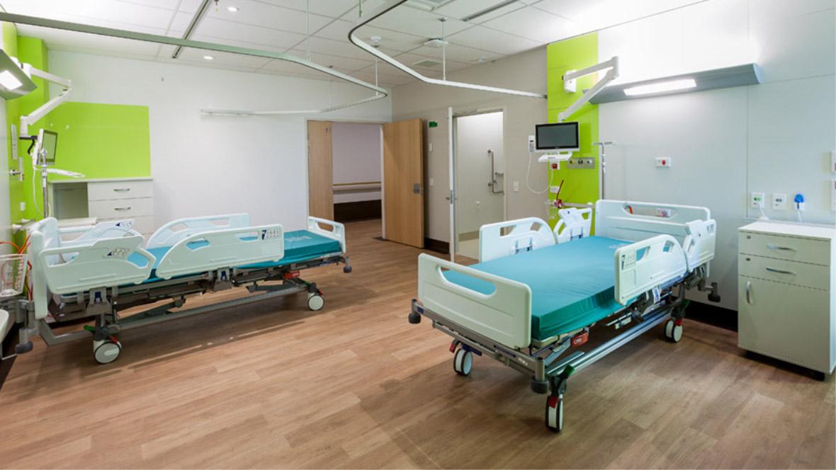 Fiona Stanely Hospital - Ward Room