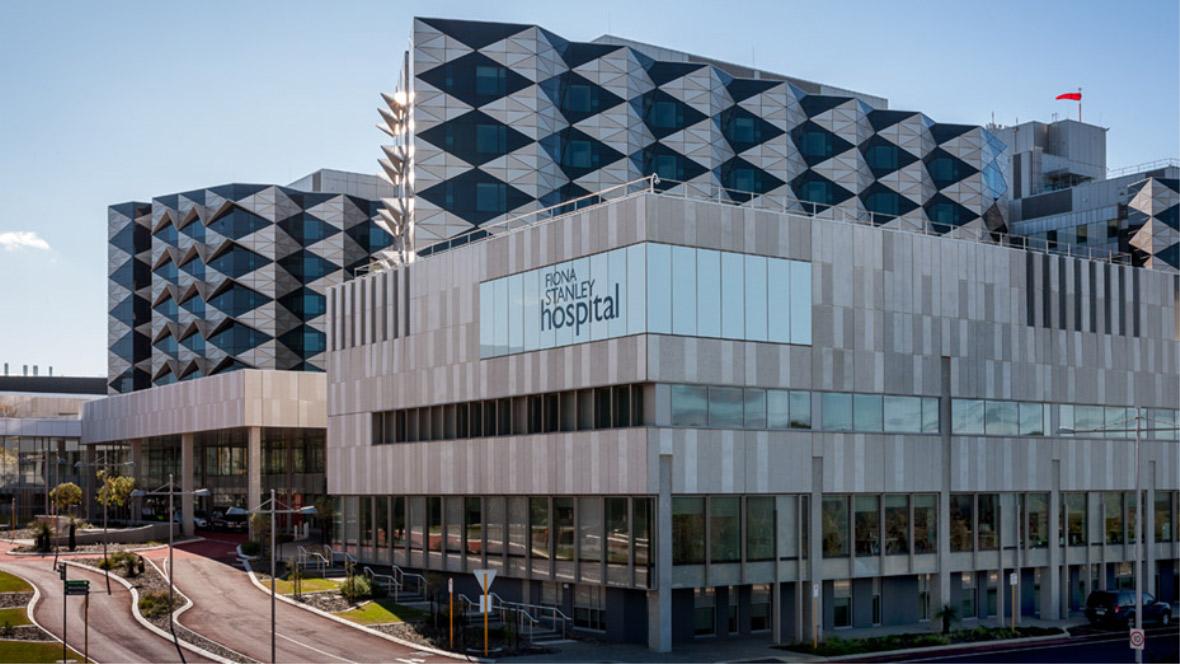 Fiona Stanley Hospital - Facade