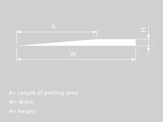 Taper-Edge-Belt