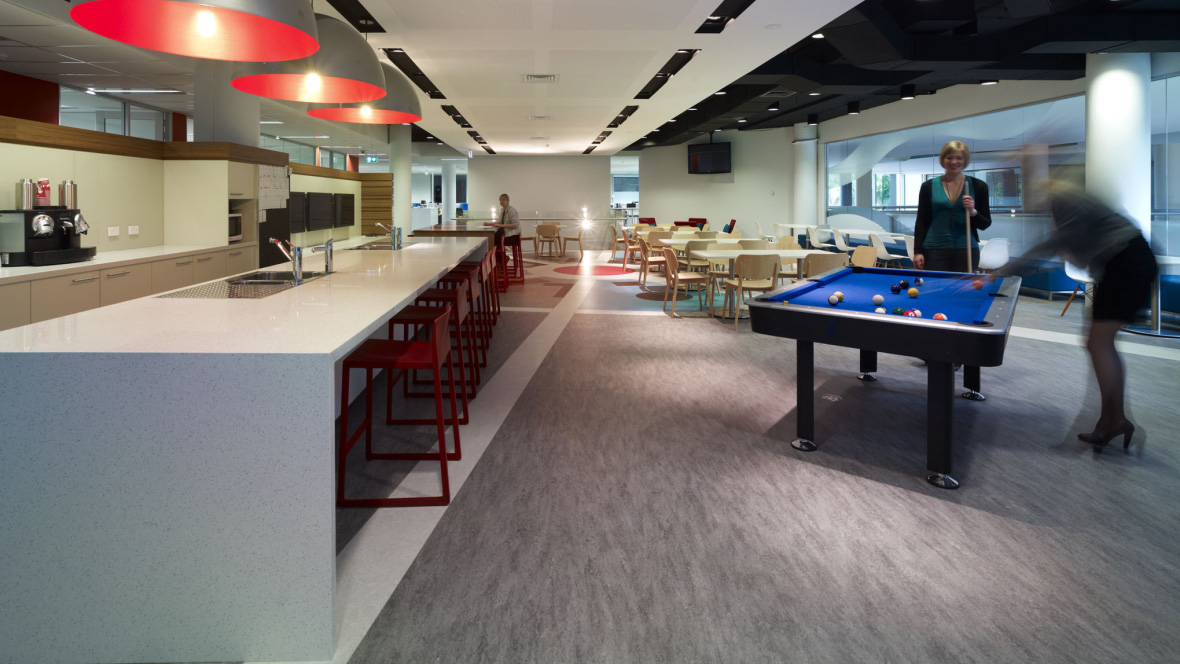 Yum! Office Fitout