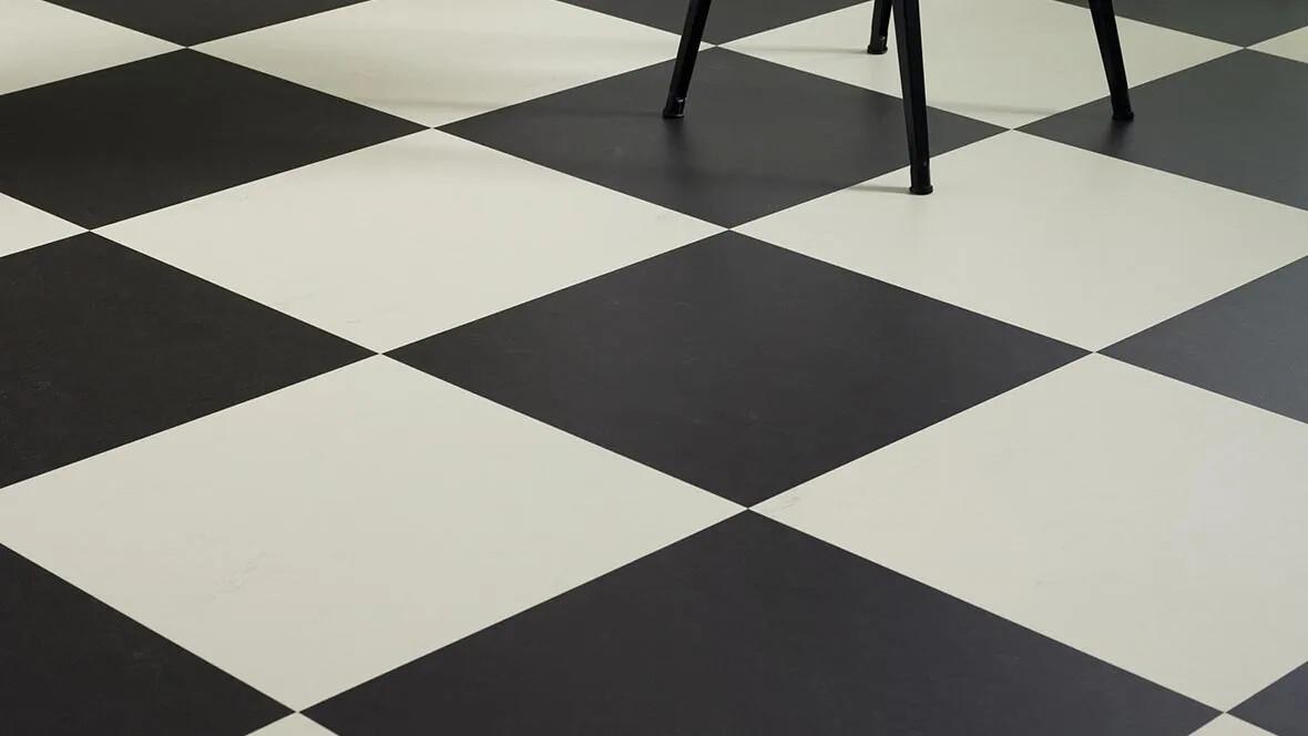 Marmoleum Modular PS-40 Floorplan variation