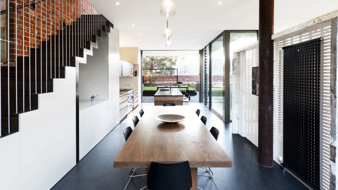 House in a Warehouse - Melbourne