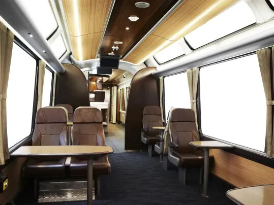Revêtement de sol pour transport ferroviaire | Forbo Flooring Systems