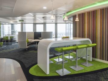 Revêtement de sol, bureaux et bâtiments administratifs | Forbo Flooring Systems