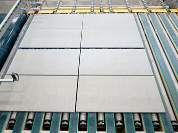 Industria de las placas de yeso
