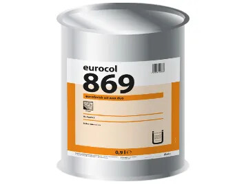 869 Eurofinish Oil Wax Duo