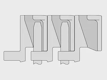 Series 14 - Detail hinge pin