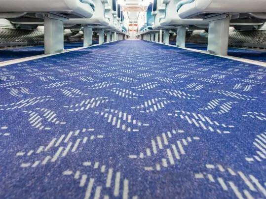 Translink NI Railways - Flotex FR til jernbanesektoren