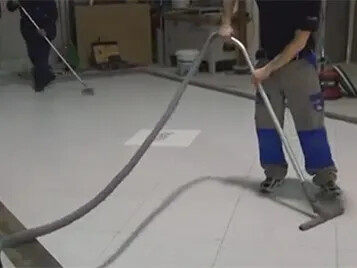 ESD & Cleanroom Floorcare