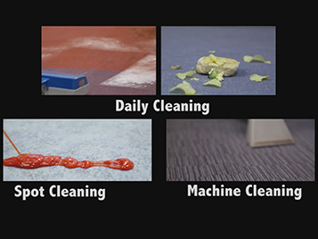 Flotex Spotcleaning