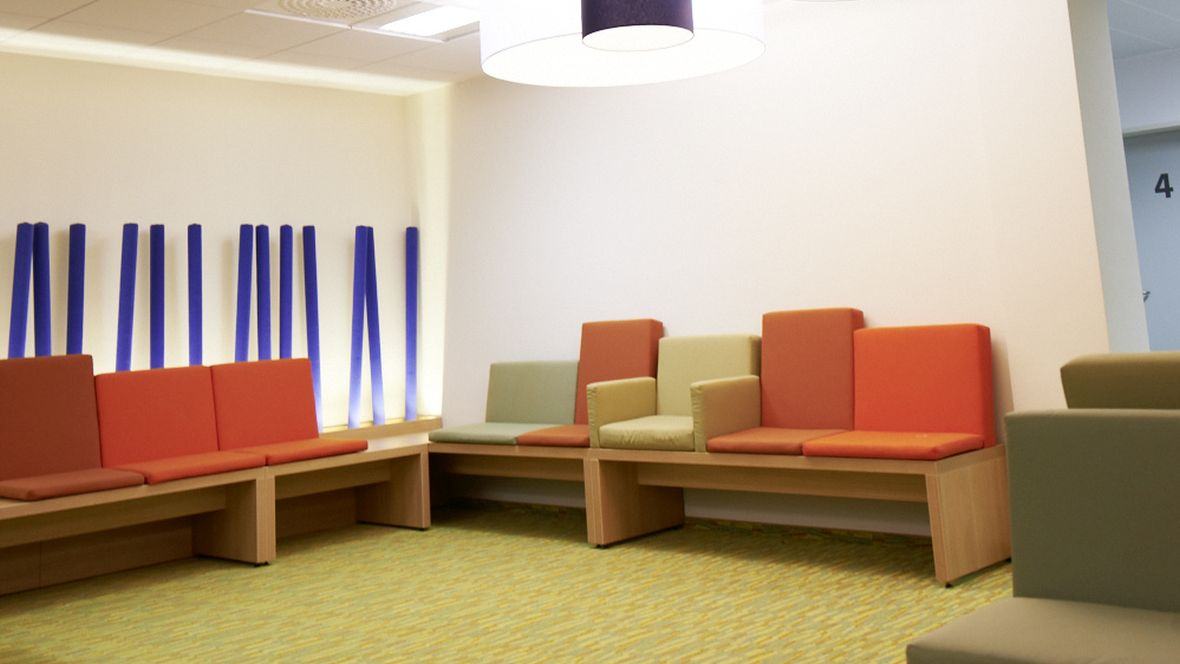 Vitos Orthopädische Klinik Kassel Gepolsterte Sitzgelegenheiten – Forbo Flotex Vision Bahnenware