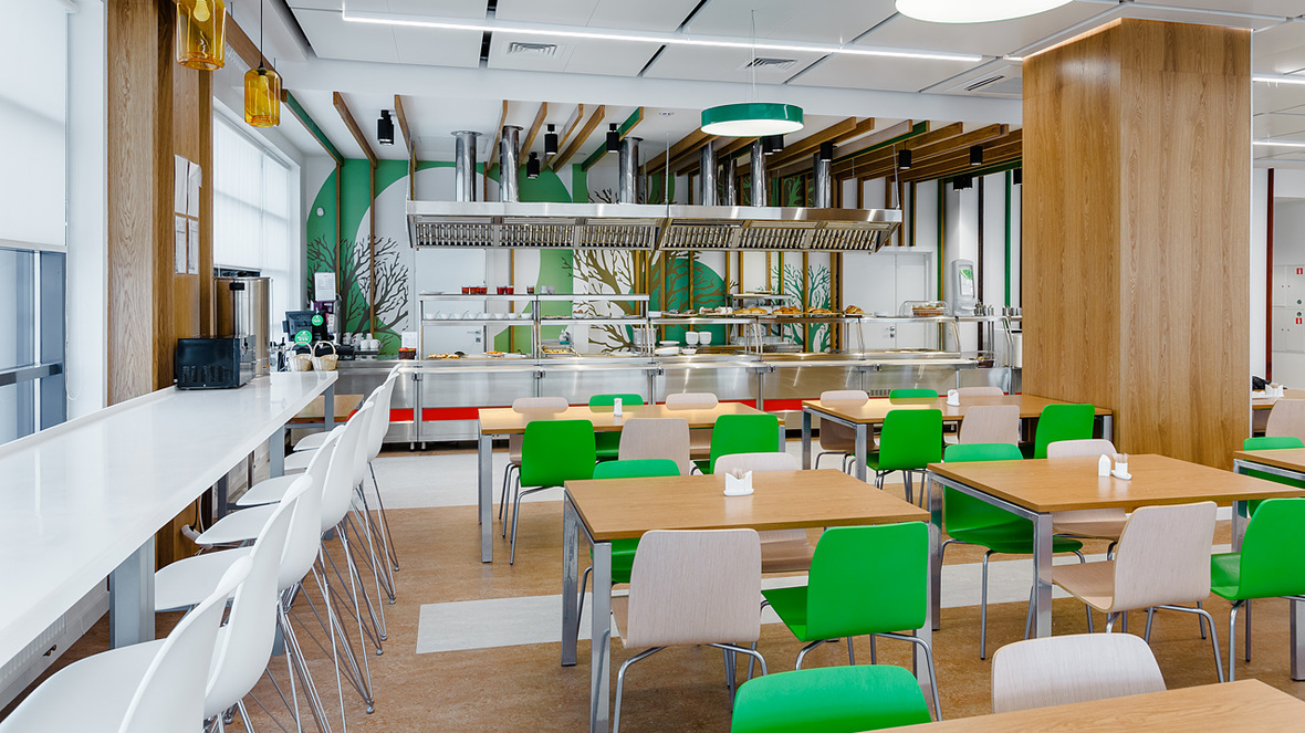 ICL canteen