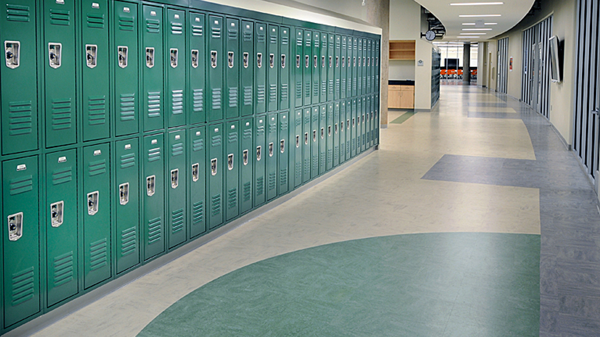 MCT School Hallway