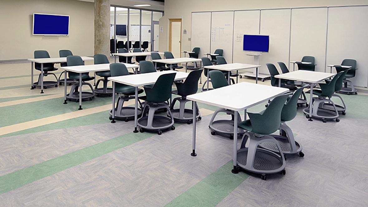 MCT school study area