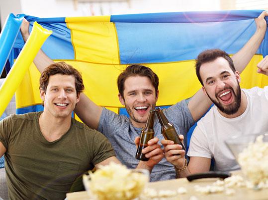 Fankultur in Schweden