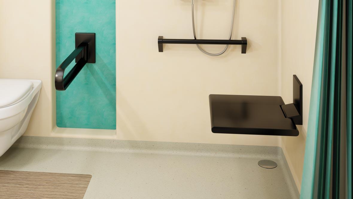 Referencia lavabos y salas húmedas