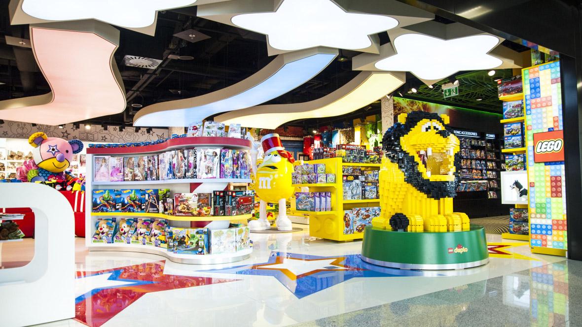 Toys Store, Okęcie Airport, Warsaw