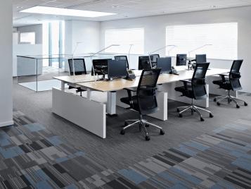 Revêtement de sol, industrie textile floqué | Forbo Flooring Systems