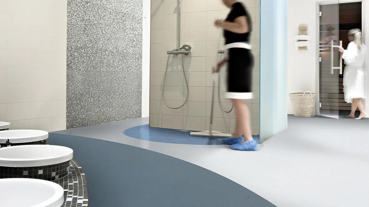 Řešení mokrých prostor